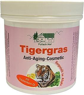 Pullach Hof Tigergras Creme Anti Aging Cosmetic 250 ml