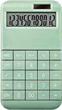 $37 » XYW Calculator-2pcs 12-Digit Display, Large Screen, Big Buttons, Solar Dual Power Supply Calculator, Student Office Busine...