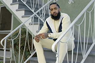 value & variety Nipsey Hussle, Victory Lap Rare Album Poster 12 x 18 inch