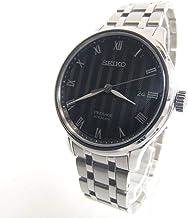 (セイコー)SEIKO SARY099 自動巻き プレザージュ 腕時計 124.7g ステンレススチール/サファイアガラス メンズ 中古