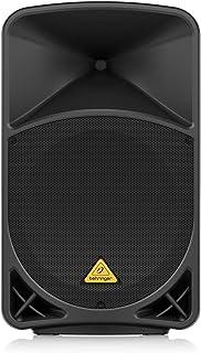 Behringer EUROLIVE B115D - Altavoces (Universal, De 2 vías, Piso, Mesa/estante, 45-20000 Hz, 14000 Ohmio, -36 Db) Negro