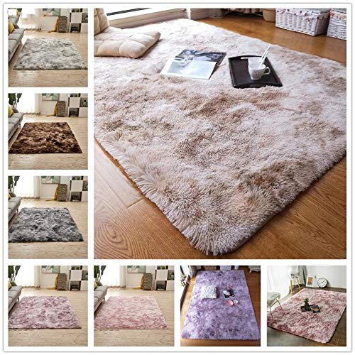 AGBFJY massief pluizig tapijt woonkamer tapijt grote anti-slip slaapkamer/studie/gang zacht tapijt kind slaapkamer Pad