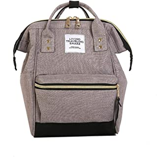 chinatera Diaper Bag Multi-Function Waterproof Travel Backpack Nappy Tote Bags for Mom & Dad, Large Capacity