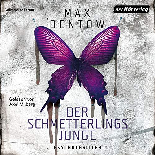 Der Schmetterlingsjunge audiobook cover art