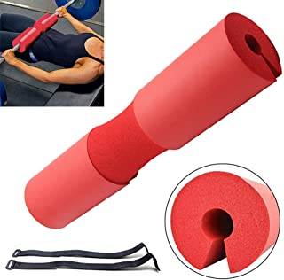 Hip Thrusts Weight Lifting Pad Barbell Support Tool Lunges Barbell Pad,Neck /& Shoulder Protective Pad Weight Lifting /& More Sturdy Great for Squats pegtopone Manchon /À Squat