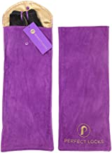 Hair Extension Storage Pouch   Satin-Silk Pouch for Safely Storing Hair Extensions   Promotes Longevity, Will Not Tangle Hair