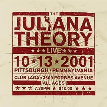 Live 10.13.2001 (Live)
