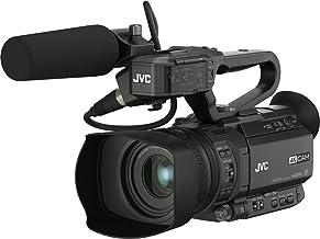 JVC GY-HM180E 12.4MP CMOS 4K Ultra HD Negro Soporte de - Videocámara (12,4 MP, CMOS, 25,4/2,3 mm (1/2.3