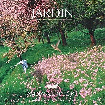 Ambiance nature : jardin