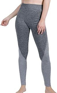 Dawwoti Running Pants for Women High Waist Running Pants Non See-Through Yoga Leggings