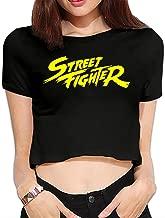 TLK Custom Women Street Fighter SF Logo Contrast Color Unlined Upper Garment