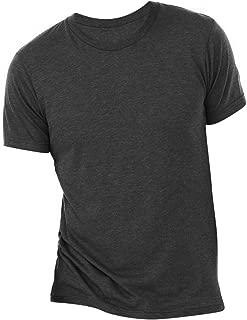 Canvas - Camiseta básice con cuelloredondo de manga corta ajustada en el Bicep para hombre - Verano