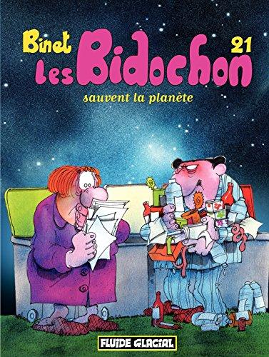 Les Bidochon (Tome 21) - Sauvent la planète (FG.FLUIDE GLAC.)