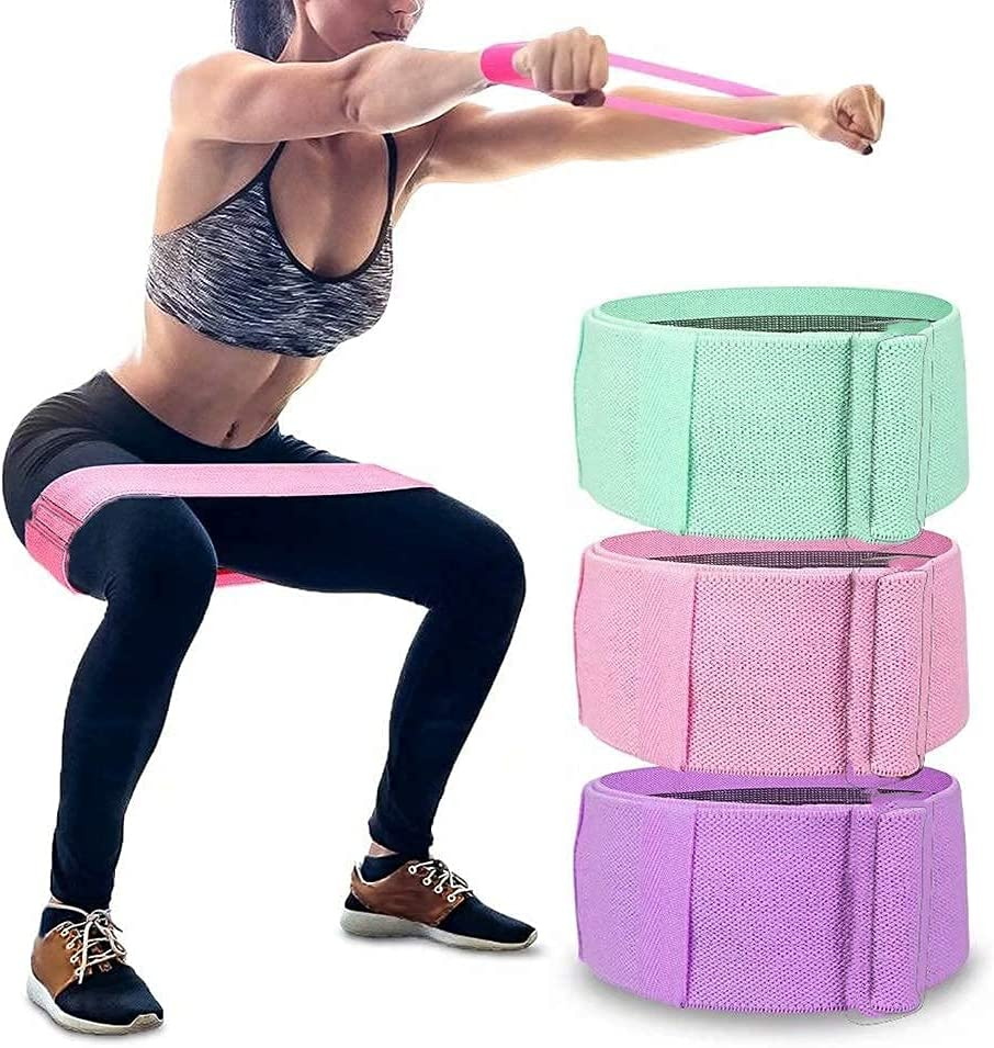 Adjustable Hip Stretch Inexpensive Resistance Bands Set Booty Yoga Max 64% OFF Exercise