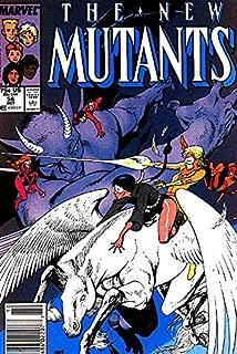 New Mutants (1983 series) #56