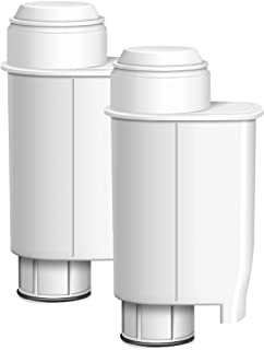 AQUACREST Intenza+ Coffee Water Filter, Compatible with Brita Intenza+, Philips, Saeco,..