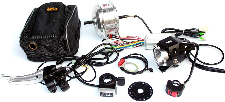 24V36V Electric Brushless Hub Motor Kit for Small Bike