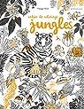 Cahier de coloriage Jungles par Nille