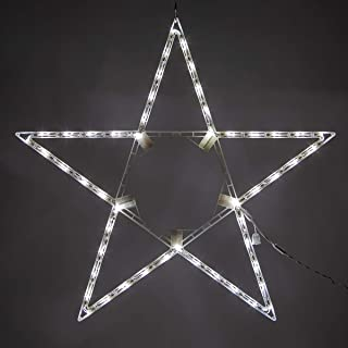 Best christmas lighted star tree topper Reviews