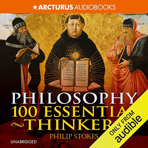 『Philosophy: 100 Essential Thinkers』のカバーアート