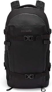 Venturesafe X40 - Mochila antirrobo para cámara réflex digital (40 L, con bolsillo trasero para acceso rápido a las lentes, color negro, color Negro, talla Talla única