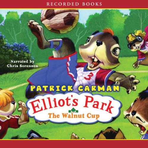 The Walnut Cup audiobook cover art