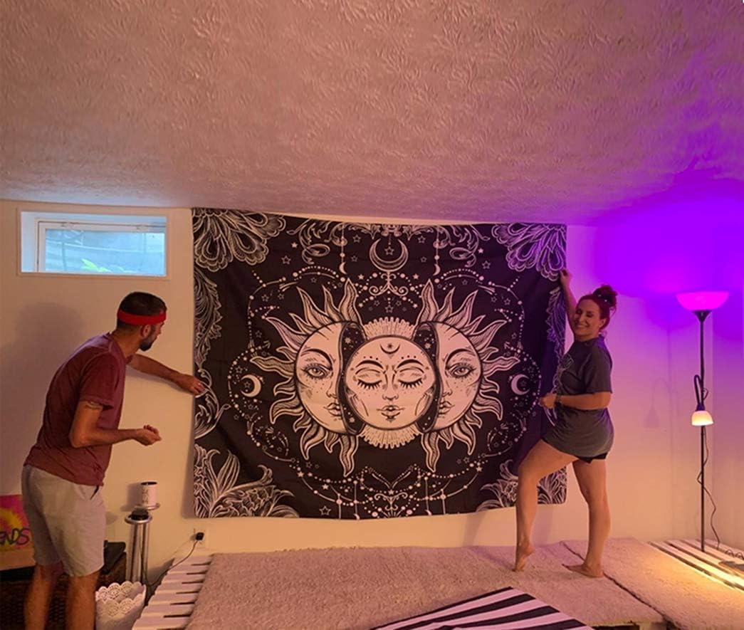dormitorio Tapiz de pared con gr/úa voladora para colgar en la pared 199,9 x 149,9 cm decoraci/ón del hogar sala de estar paisaje natural