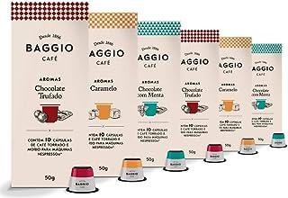 60 Cápsulas Para Nespresso – Café Baggio – Chocolate Trufado, Menta e Caramelo