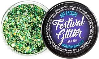 Art Factory Festival Glitter - Dragon Scale (50 ml / 1 fl oz), cosmetische glittergel