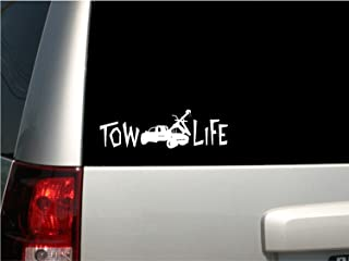 tow life decal
