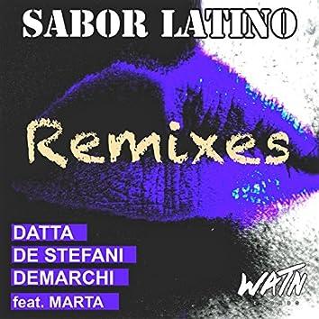 Sabor Latino (feat. Marta) [Remixes]