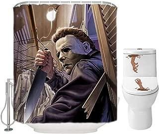 Best horror bathroom decor Reviews