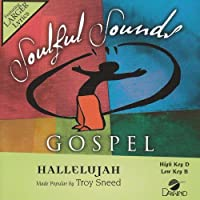 Hallelujah [Accompaniment/Performance Track] by Made Popular By: Troy Sneed (2007-05-03)