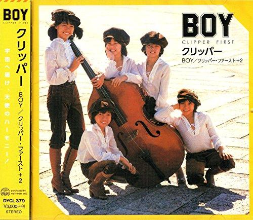 Boy / クリッパー・ファースト+2