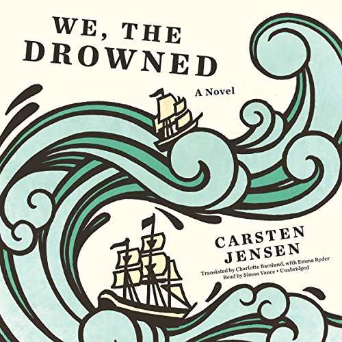 We, the Drowned audiobook cover art