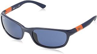 Ray-Ban - Ray Ban Junior 9056S Gafas de Sol para Niños/Niñas, Azul