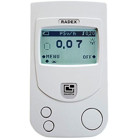 RADEX RD-1503 放射線測定器(現在このモデルはRD-1503+に切替え)by Radex