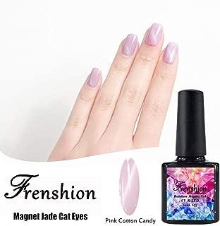 jade cotton candy nail polish
