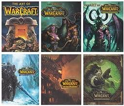 World of Warcraft 6-Volume Art Book Collection