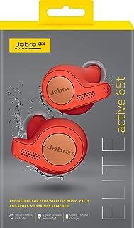 Jabra Elite Active 65t True Wireless Bluetooth Earbuds with Charging Case
