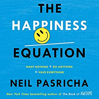 The Happiness Equation cover art