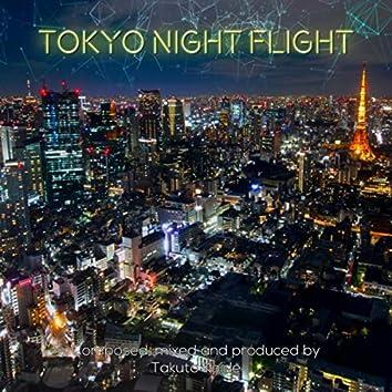 Tokyo Night Flight