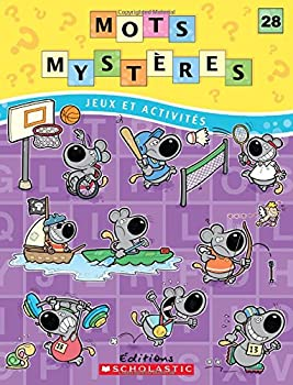 Paperback Mots Myst?res N? 28 [French] Book