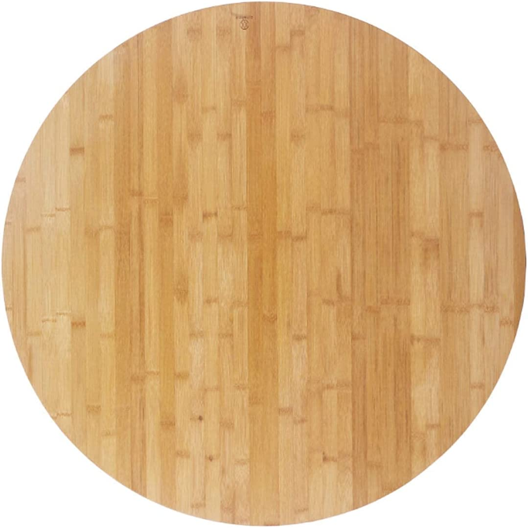 """ActiveAnnie OFFicial Large 30"""" inch Bamboo NEW before selling Susan Lazy Turntable Rota"""