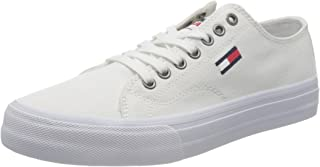 Tommy Jeans Long Lace Up Vulc baskets Homme