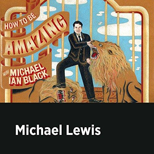 Michael Lewis audiobook cover art