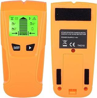 Semoss 3 en 1 Detector de Metales Profesional Stud Finder Herramientas Sonstruccion Detector de Pared para