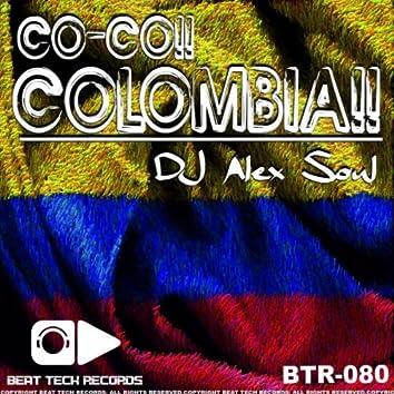 Co-co Colombia!! E.P.