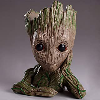 Asdfnfa Toy Model Galaxy Guard Tree Man Statue Model Home Decoration Office Crafts Decoration Animation Character Toys 14CM