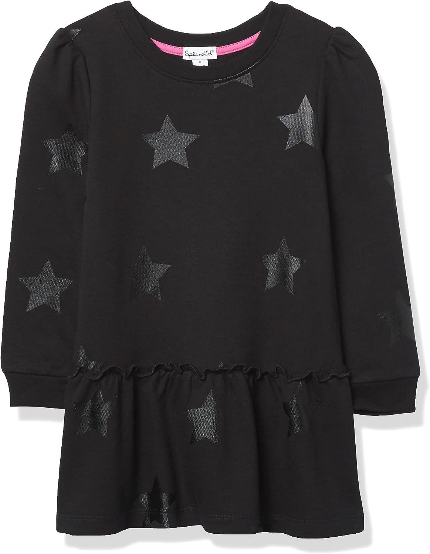 Splendid Girls' Kids' Long Sleeve Dress